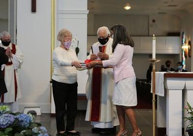 Monsignor Lewis Award Ceremony