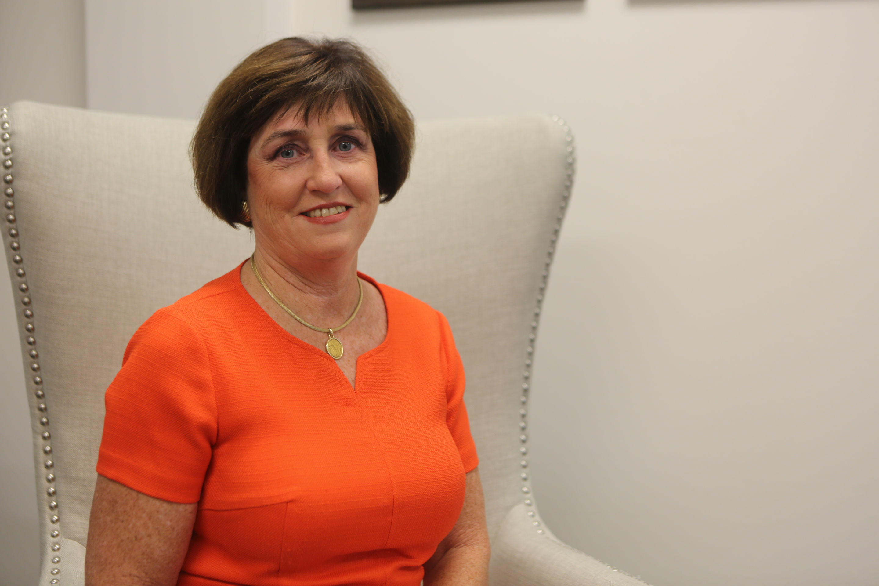 Q&A with Executive Director of The Foundation, Maureen O'Keeffe Lindgren