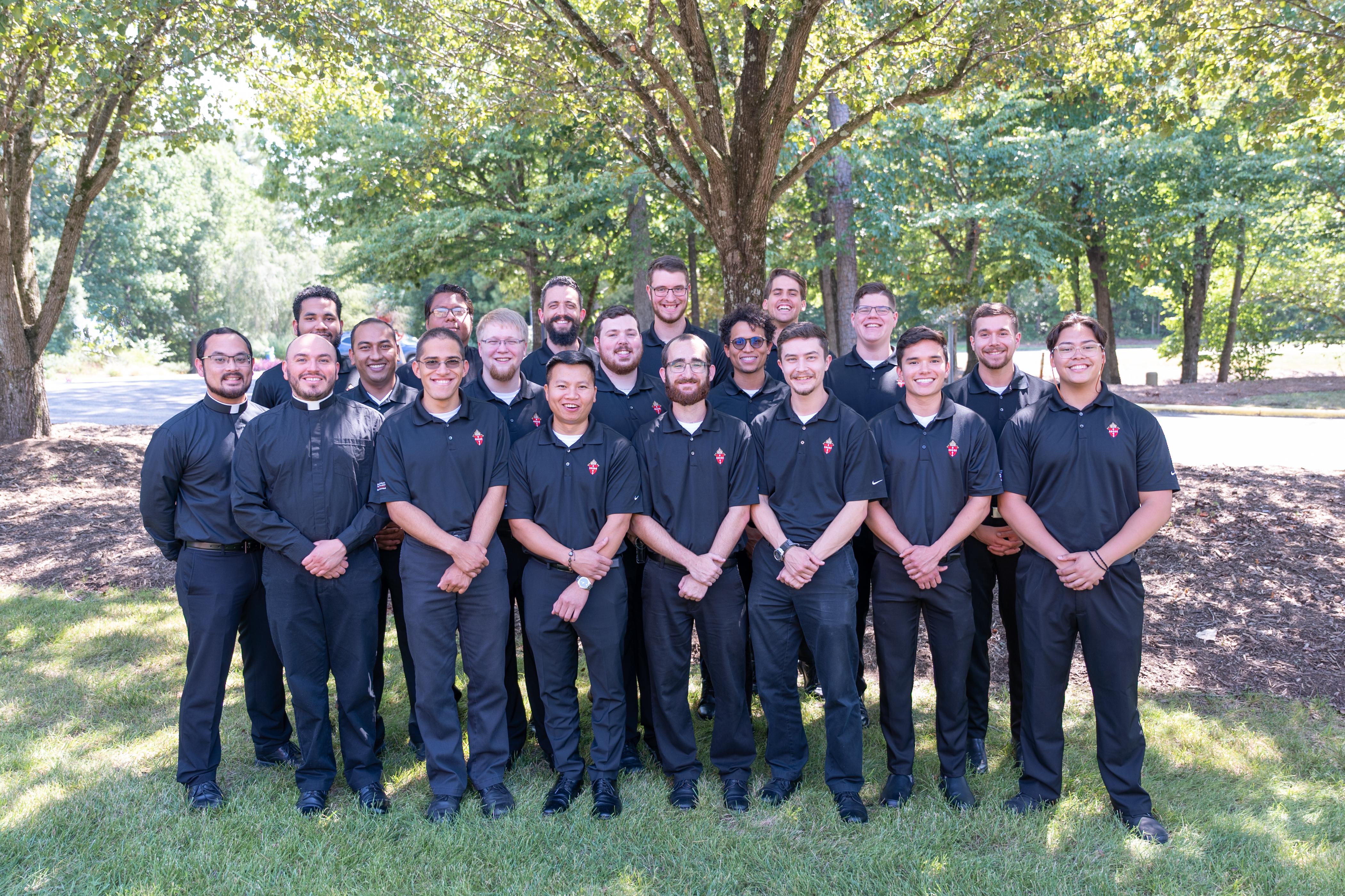 2021 Seminarians