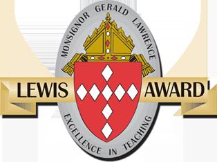 Lewis Award