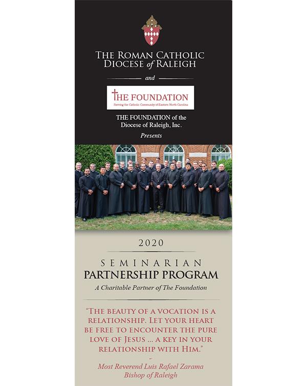 Seminarian Partnership Program Brochure